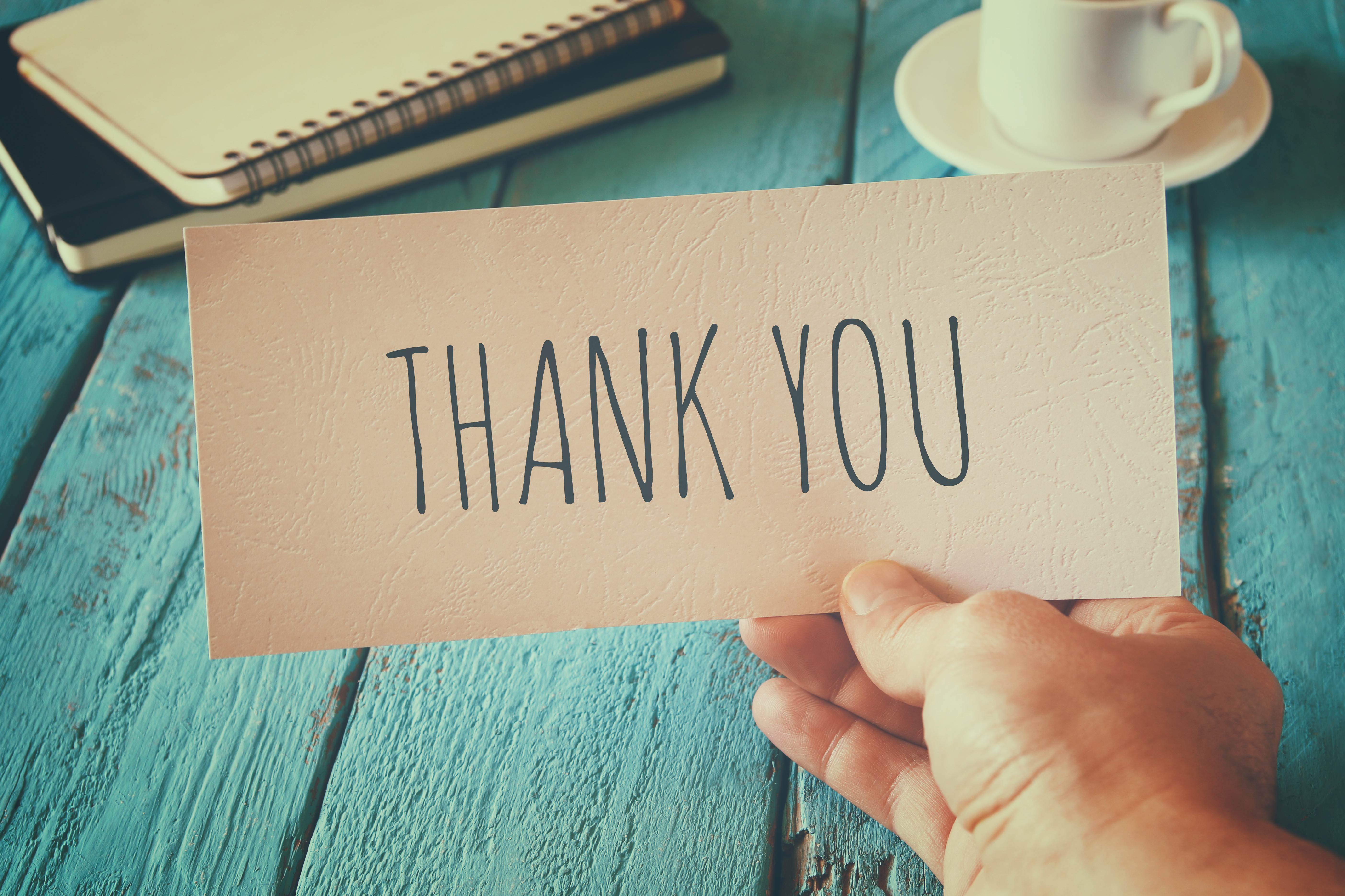 """A year for HFMC Wealth to say """"thank you"""""""